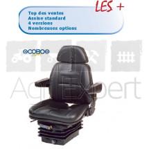 Siège à suspension mécanique étroite M200 avec assise standard SC95 COBO