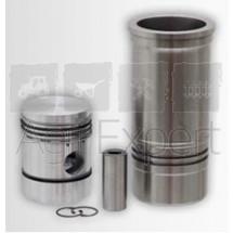 Kit chemise piston moteur MWM KDW415 Fendt F15, F15GH, F25P, F28P, F40