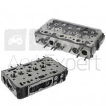 Culasse complete moteur Perkins A3.144, A3.152 moteur injection indirect. MF 35, 37, 42, 133, 135 Ford, Renault