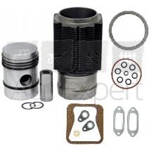 Cylindre piston Deutz FL514 Type 65R F1L514, F2L514, F3L514, F4L514 avec joint de rodage, joint de culasse