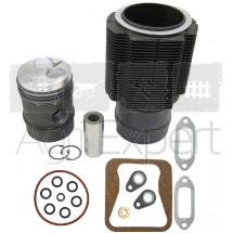 Cylindre piston Deutz FL514 Type 84R F1L514, F2L514, F3L514, F4L514 avec joint de rodage