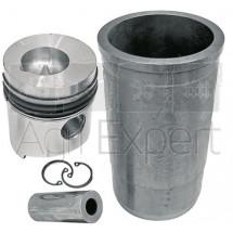 Kit chemise piston moteur MWM D208, D208Z, D208D, D208V, D208S, D203-3, D208-4