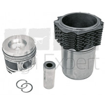 Kit cylindre piston moteur SAME 1000.3A, 1000.4A, 1000.4A1, 1000.4AT, 1000.6