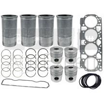 Kit de revision haut moteur AVTO Belarus MTZ80, MTZ82,MTZ820,MTZ550,MTZ565,MTZ560,MTZ575,MTZ920 ref: 501002021A 3