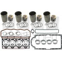 Kit révision moteur Case IH D246 avec coussinet, Tracteur 278, 824, 4240, 844, 784, 785, 795, D-246