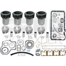 Kit de revision haut moteur SAME 1000.4AT réfection Tracteur SAME Explorer 90 spécial, Fruttero II 85,  Silver 90, Silver 100, Lamborghini 574, 700, CRONO 554.