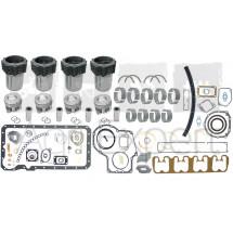 Kit revision moteur SAME 1000.4A 1000-4A1, Coussinet, Cylindres, piston, joints SAME Explorer 70, Explorer 80