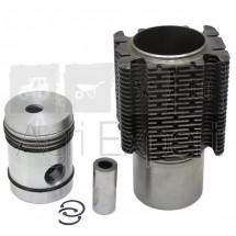 Kit cylindre piston moteur MWM AKD112 AKD12 tracteur Renault, Fendt, Fahr