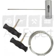 Kit de démontage de pare-brise KS Tools
