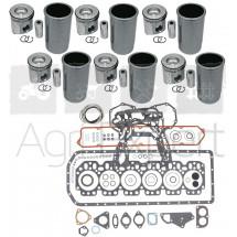 Kit de révision moteur John-Deere 6068T tracteur Renault Ares 630, Ares 640, John-Deere 6800, 6900, 7220, 7400, 7600
