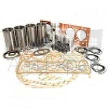 Kit révision moteur 4Cyl Massey-Ferguson FE 35, 35 Petrol, 135 Petrol, chemise 87 mm