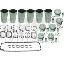 Kit révision haut moteur MWM D226-6.R Original KS Kolbenschmidt pour tracteur Renault, Fendt 7701032472, 7701023376