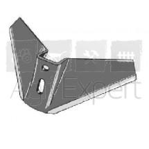 Aileron mono bloc 480x8 EA60/75 pour déchaumeur 25° d'angle