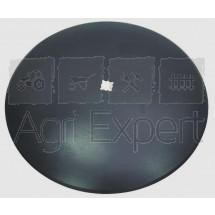 Disque bombé lisse diamètre 610x5 carré 36/41