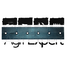 Contre-sep réversible long adaptable Huard 761108 ou 223122 6 trous.