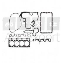 Pochette de joint moteur Kubota V2203 tracteur L4200, L4300, L4310, L4610, Mini-Pelle Kubota jusqu'au N° 3Y4959