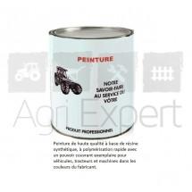 Primer anti-rouille à base de résine synthétique jaune crème application au pistolet à peinture Pot d'antirouille 1 litres Wilckens