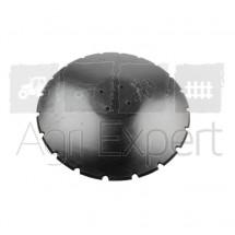 Disque bombé crénelé, Ø 510 x 5 mm Vogel & Noot TerraDisc