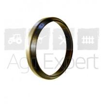 Racleur pour tige de vérin diamètre intérieur 63 mm extérieur 75 mm épaisseur 7/10 mm avec bague métallique