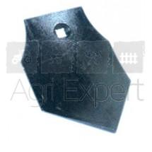 Pointe déchaumeur Razol Vogel ARAMIX 210x140 épaisseur 10 mm Adaptable