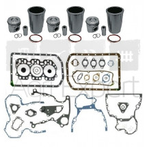 Kit de révision moteur John-Deere 3029T, 3179T tracteur John Deere 1950, 1950N, 5400, 5400N