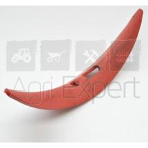 Soc côte de melon scarificateur Gard 400x80x8 mm EA45/75mm