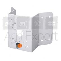 Support d'angle polyvalent pour dispositif de télé-surveillance Visio Expert